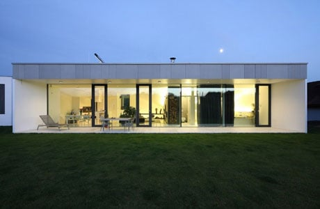 House K2 by Pauliny Hovorka Architekti