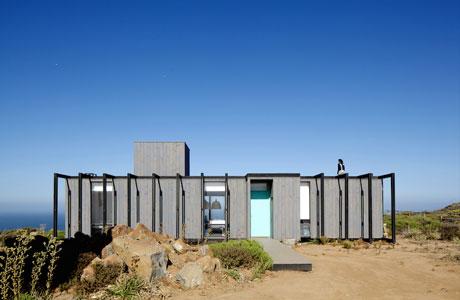 Casa Tunquen in Chile