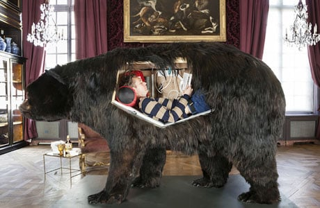abraham-poincheval-lives-inside-a-bear-pre