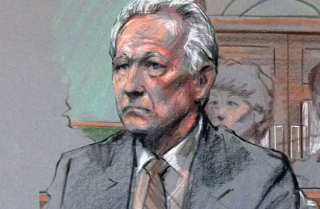 The Life of a Courtroom Sketch Artist