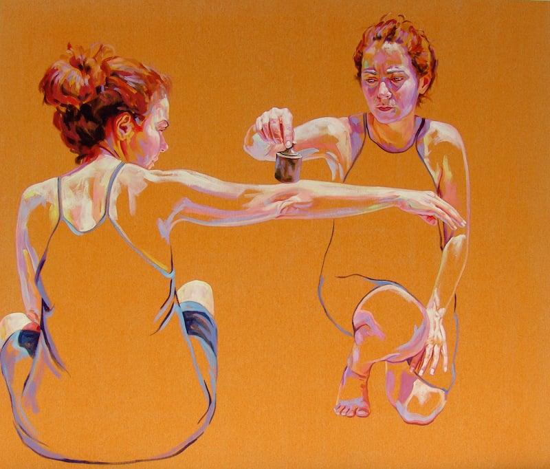 Self Portraits By Cristina Troufa Ignant Com