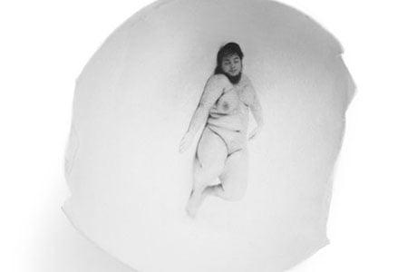 Eierschalen Porträts von Jess Landau