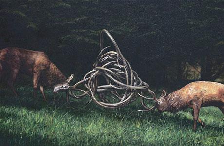 Paintings by Lisa Adams