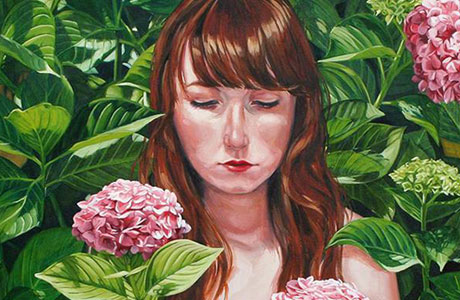 Behind the Garden by Lucía Rodríguez