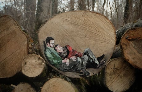 Art in the Forest by Jana & Js