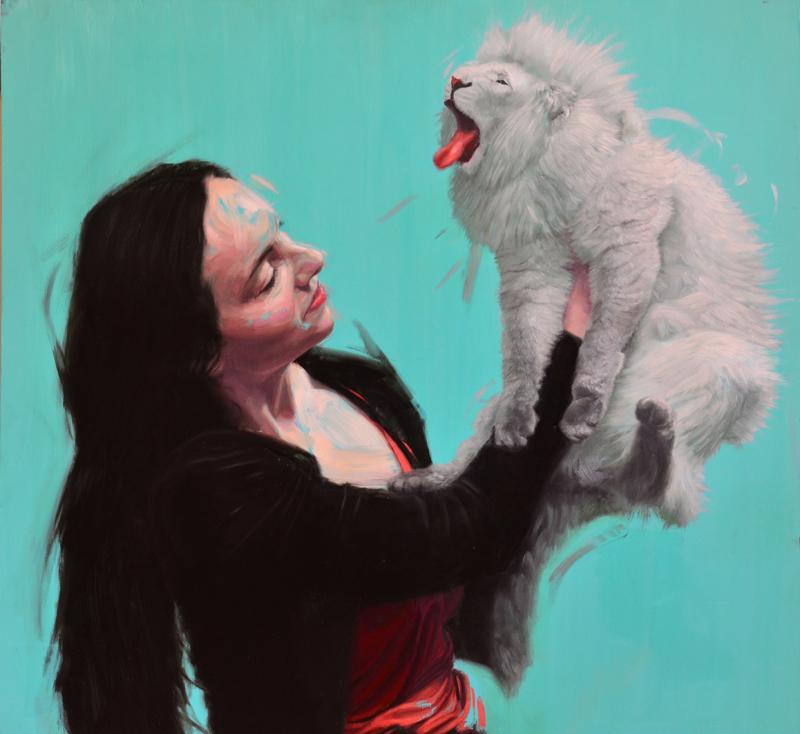 Paintings by ben smith - Amanda maison segunda mano ...
