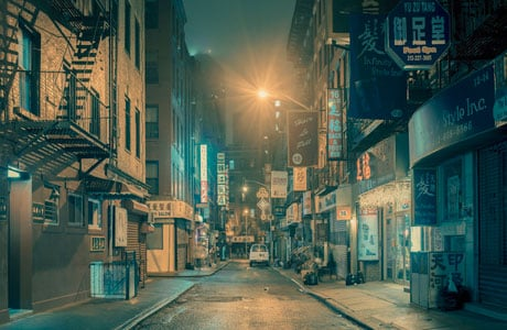 Chinatown by Franck Bohbot