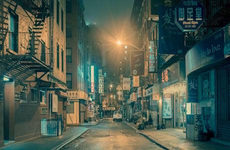 Chinatown by Franck Bohbot