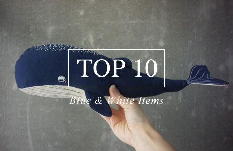 Top 10 Blue & White Summer Items