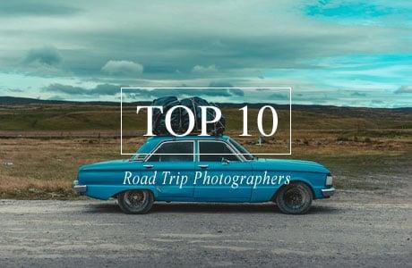 Top 10 Road Trip Fotografen