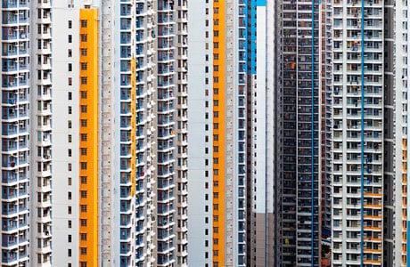 Urban Barcode by Manuel Irritier