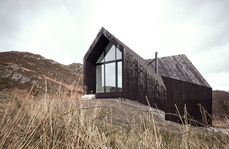 House at Camusdarach Sands
