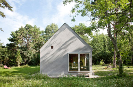 Hamra House in Gotland, Schweden