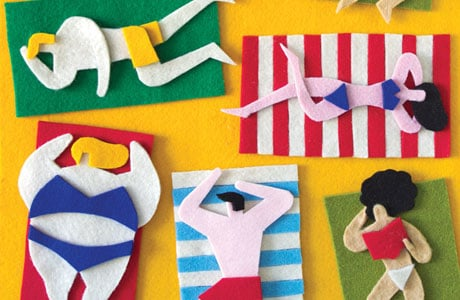 Fuzzy Artworks by Jacopo Rosati