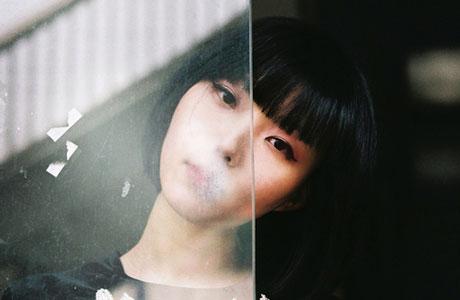 Self-portraits by Mira Heo