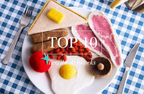 Top 10 Textile Artworks