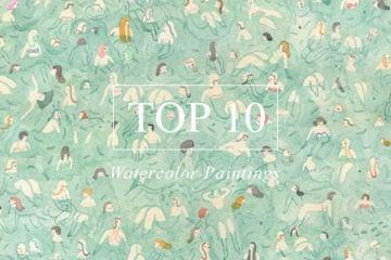 Top10_Watercolor_Artworks_pre1