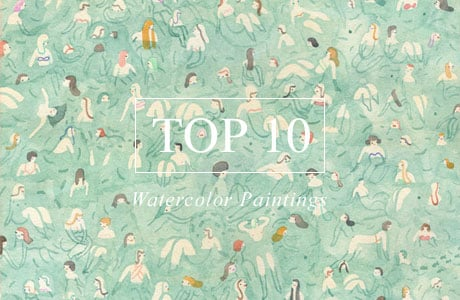 Top10_Watercolor_Artworks_pre1