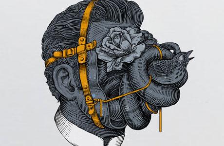 Heads by Valentin Leonida