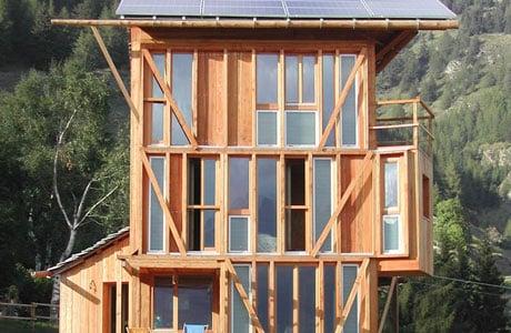 Casa Solare by Studio Albori