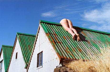 Roofs by Scarlett Hooft Graafland