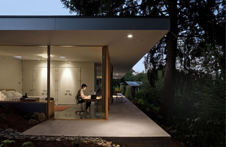 Courtyard House by NO ARCHITECTURE