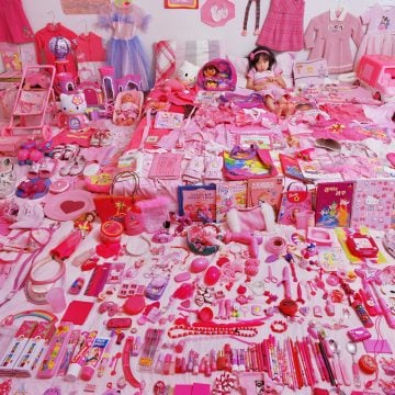 JeongMee Yoon_The Pink & Blue Project_01