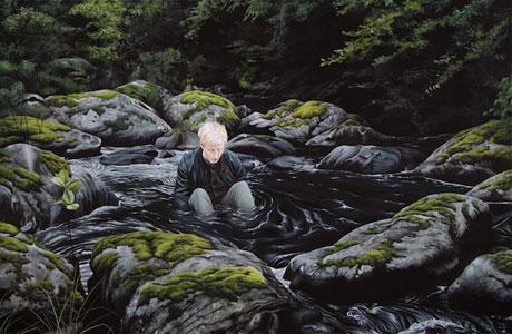 Surreal Paintings by Moki Mioke