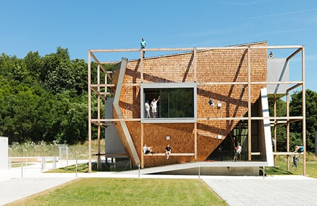 Office Off by Heri&Salli Architects