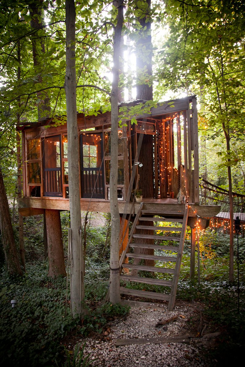 treehouse by peter bahouth ignant com