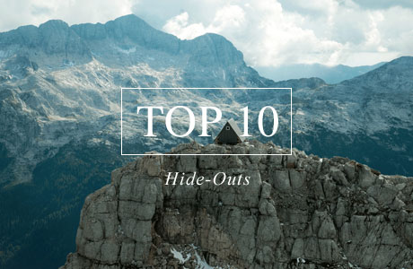 Top 10 Hide-Outs
