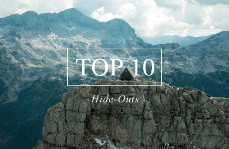 Top 10 Rückzugsorte