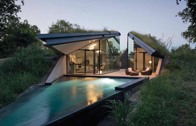 Edgeland House : sustainable-houses - designwebi.com