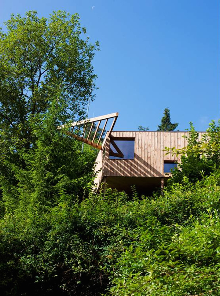 Writer 39 s cottage by jarmund vigsn s architecture - The writers cottage inspiration by design ...