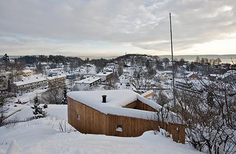Writer's Cottage by Jarmund/Vigsnæs Architecture
