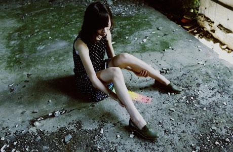 Lan Chen's sensitive portraits