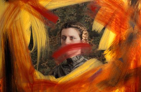 Renaissance Brushstrokes by Romina Ressia