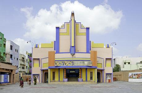 Cinemas of India by Sabine Haubitz + Stefanie Zoche