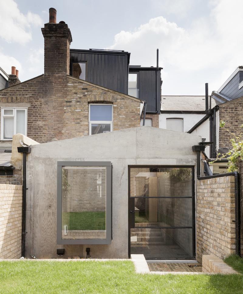 Plywood House By Simon Astridge Ignant De