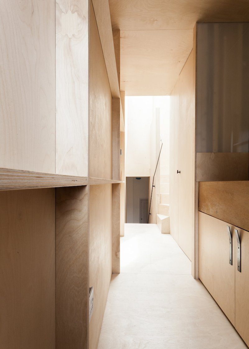 Plywood House By Simon Astridge Ignant Com