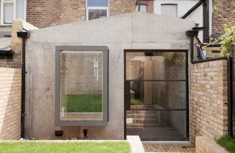 Plywood House by Simon Astridge