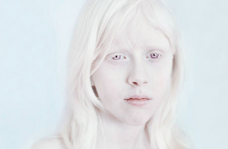 Snow White by Sanne De Wilde