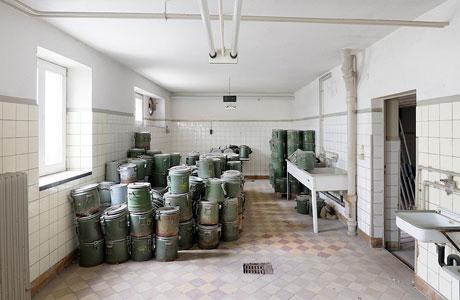Philipp Lohöfener photographed abondoned Stasi Prison