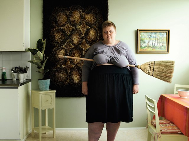 This Woman's Controversial Self-Portraits Turns Her Privacy As A Public