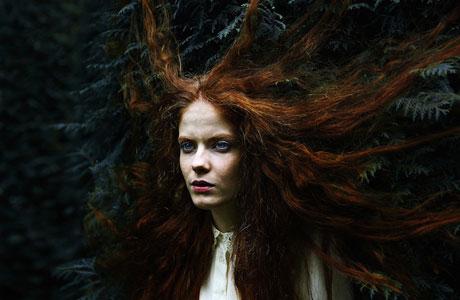 The Daydreams and Fairytales of Katharina Jung