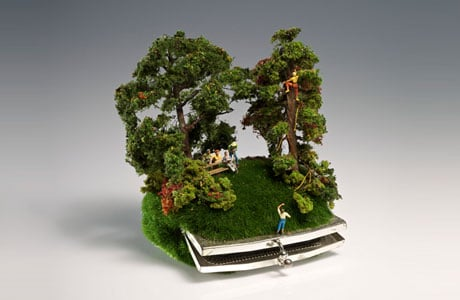Kendal Murray's Miniature Worlds