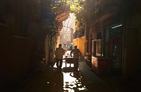 A Ride Through Istanbul