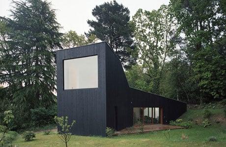 Draußen Wohnen mit Raum Architecture
