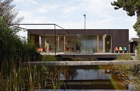 Teichhaus by HPSA