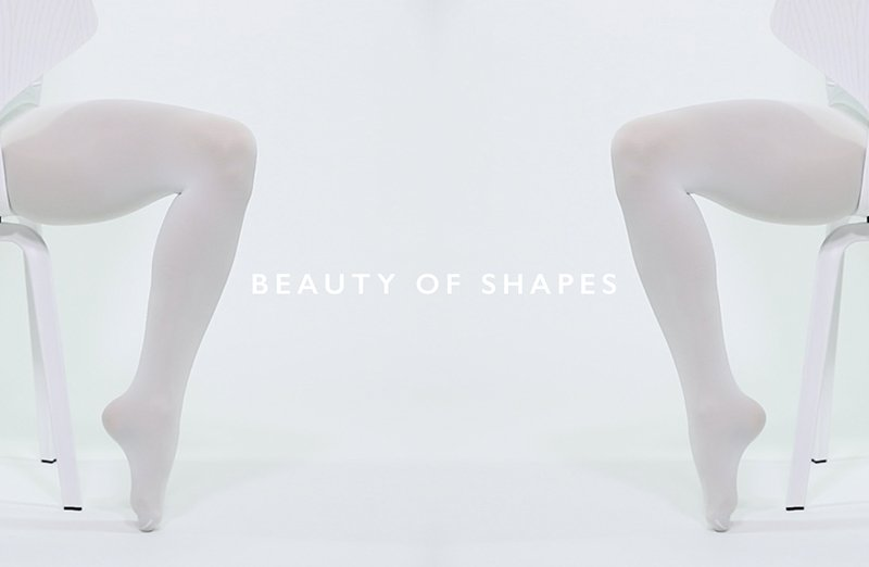 Beauty of shapes
